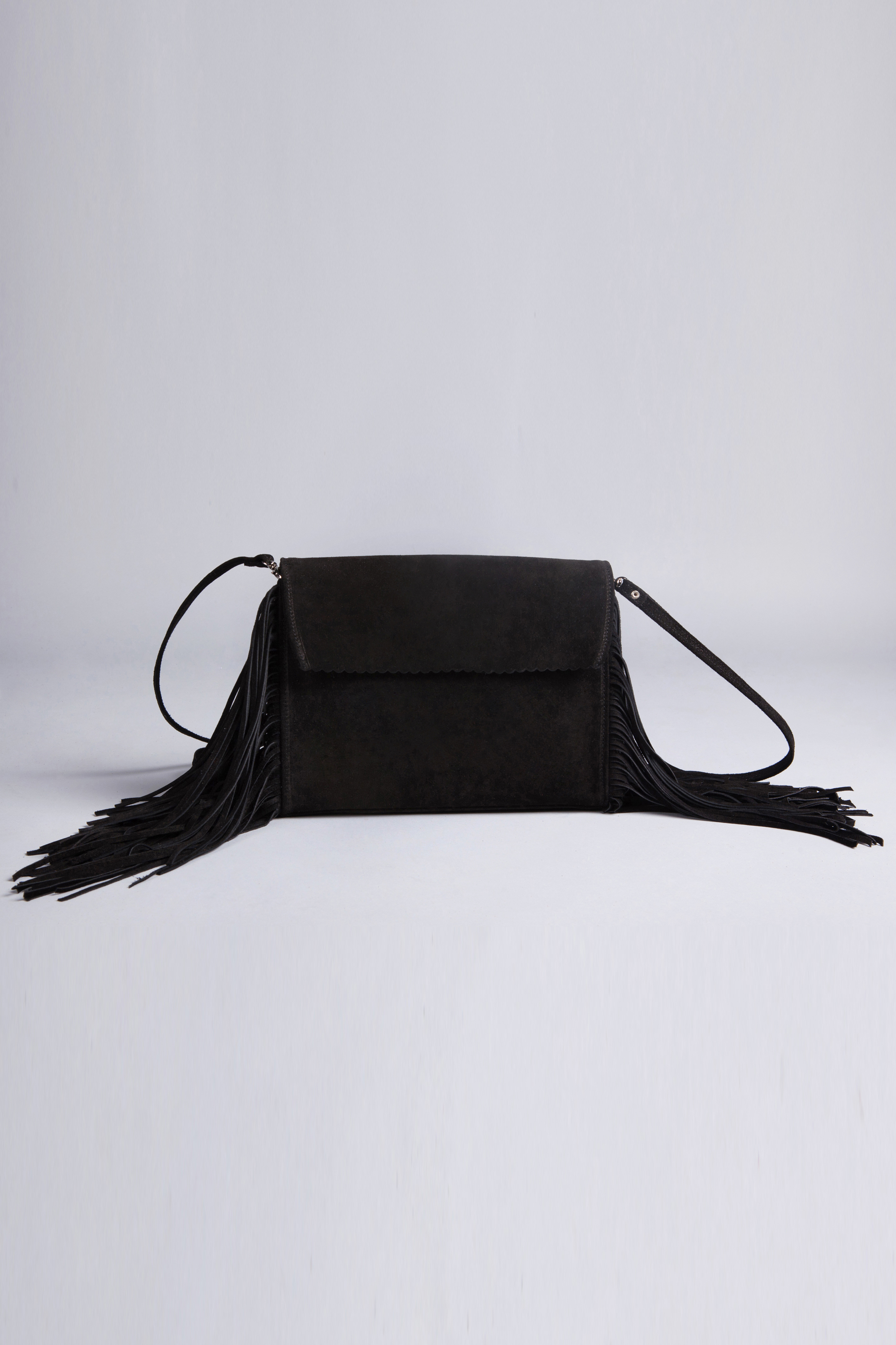 Fringes Clutch Rien By Penny Vomva